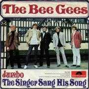 Coverafbeelding The Bee Gees - Jumbo/ The Singer Sang His Song