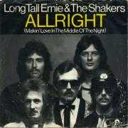 Coverafbeelding Long Tall Ernie & The Shakers - Allright (Makin' Love In The Middle Of The Night)
