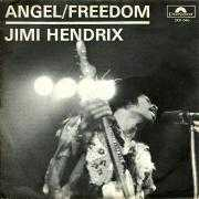 Coverafbeelding Jimi Hendrix - Angel/ Freedom