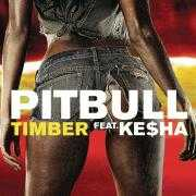 Coverafbeelding pitbull feat. ke$ha - timber