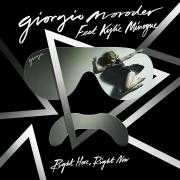 Coverafbeelding Giorgio Moroder feat Kylie Minogue - Right here, right now
