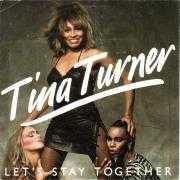 Coverafbeelding Tina Turner - Let's Stay Together