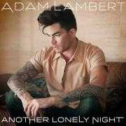 Coverafbeelding Adam Lambert - Another lonely night