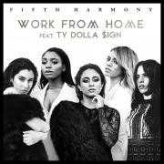 Coverafbeelding Fifth Harmony feat. Ty Dolla $ign - Work from home