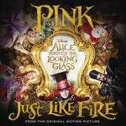 Coverafbeelding P!nk - Just like fire