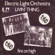 Coverafbeelding Electric Light Orchestra - Livin' Thing