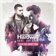 Coverafbeelding Hardwell feat. Jay Sean - Thinking about you