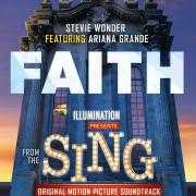 Coverafbeelding Stevie Wonder featuring Ariana Grande - Faith