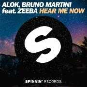 Coverafbeelding Alok & Bruno Martini feat. Zeeba - Hear me now