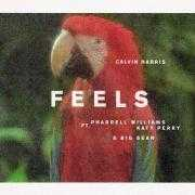 Coverafbeelding Calvin Harris ft. Pharrell Williams & Katy Perry & Big Sean - Feels