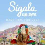 Coverafbeelding Sigala & Ella Eyre - Came here for love