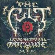 Details The Cult - Love Removal Machine