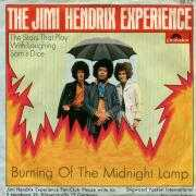 Coverafbeelding The Jimi Hendrix Experience - Burning Of The Midnight Lamp