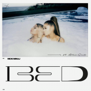 Coverafbeelding Nicki Minaj ft. Ariana Grande - Bed