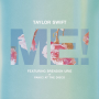 Coverafbeelding Taylor Swift featuring Brendon Urie of Panic! At The Disco - Me!