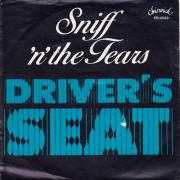 Coverafbeelding Sniff 'n' The Tears - Driver's Seat