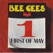 Coverafbeelding Bee Gees - First Of May