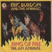 Coverafbeelding Eric Burdon and The Animals - Ring Of Fire