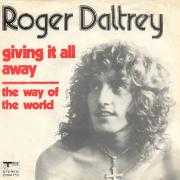 Coverafbeelding Roger Daltrey - Giving It All Away