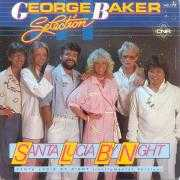 Coverafbeelding George Baker Selection - Santa Lucia By Night