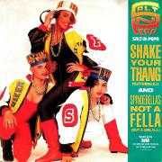 Coverafbeelding Salt-N-Pepa featuring E.U. - Shake Your Thang