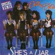 Coverafbeelding Dolly Dots - She's A Liar - Special Remix