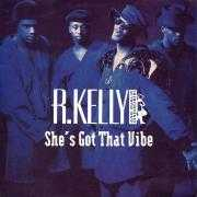 Coverafbeelding R. Kelly and Public Announcement - She's Got That Vibe