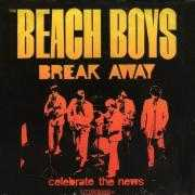 Coverafbeelding The Beach Boys - Break Away