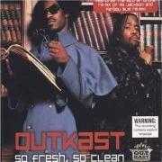 Coverafbeelding Outkast - So Fresh, So Clean