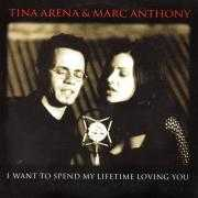 Coverafbeelding Tina Arena & Marc Anthony - I Want To Spend My Lifetime Loving You
