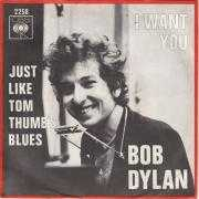 Coverafbeelding Bob Dylan - I Want You