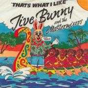Coverafbeelding Jive Bunny and The Mastermixers - Thats What I Like
