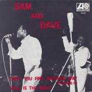 Coverafbeelding Sam and Dave - Can't You Find Another Way (Of Doing It)