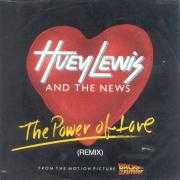 Coverafbeelding Huey Lewis and The News - The Power Of Love (Remix)