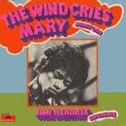 Coverafbeelding Jimi Hendrix Experience - The Wind Cries Mary