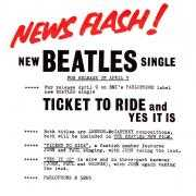 Trackinfo Beatles - Ticket To Ride