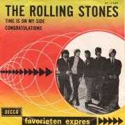 Coverafbeelding The Rolling Stones - Time Is On My Side