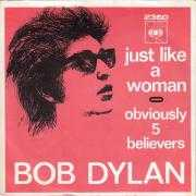 Coverafbeelding Bob Dylan - Just Like A Woman