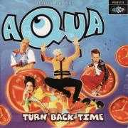 Coverafbeelding Aqua - Turn Back Time