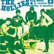 Details The Hollies - King Midas In Reverse