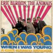 Coverafbeelding Eric Burdon & The Animals - When I Was Young