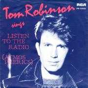 Details Tom Robinson - Listen To The Radio (Atmospherics)