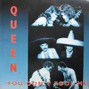 Coverafbeelding Queen - You Don't Fool Me