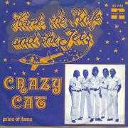 Coverafbeelding Hank The Knife and The Jets - Crazy Cat