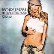 Coverafbeelding Britney Spears featuring Madonna - Me Against The Music