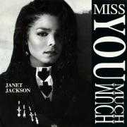 Coverafbeelding Janet Jackson - Miss You Much