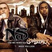 Coverafbeelding Nas feat. Brainpower/ Nas - One Mic Remix/ Made You Look