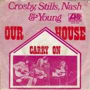 Coverafbeelding Crosby, Stills, Nash & Young - Our House