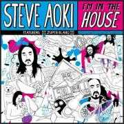 Coverafbeelding Steve Aoki featuring Zuper Blahq - I'm In The House