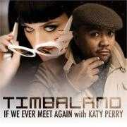 Coverafbeelding Timbaland with Katy Perry - If We Ever Meet Again